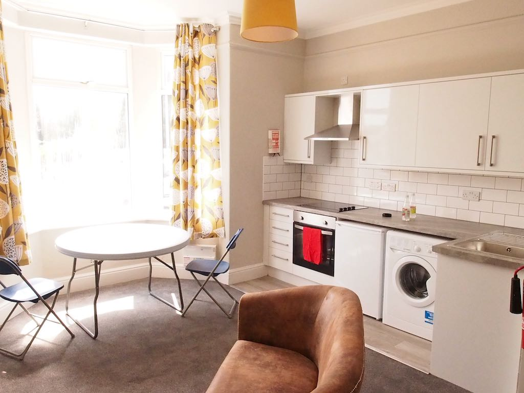 1 Bed Flat Studio Chester - Student Accommodation
