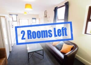 8 bed student house accommodation chester university