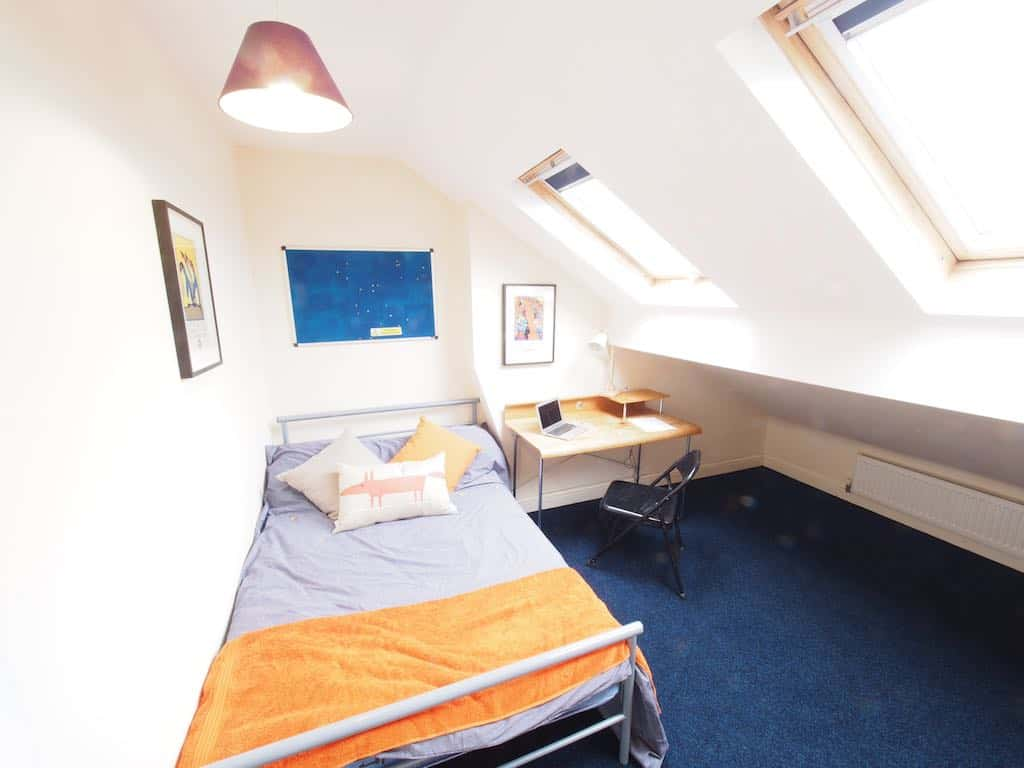 5 bed student house accommodation chester university
