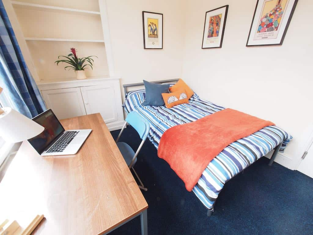 4 bed student house accommodation chester university