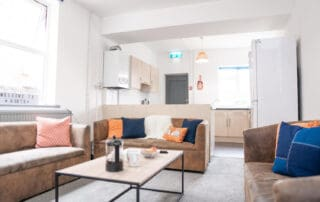 9 Bed Studio Apartment Housing Flats Chester Accommodation